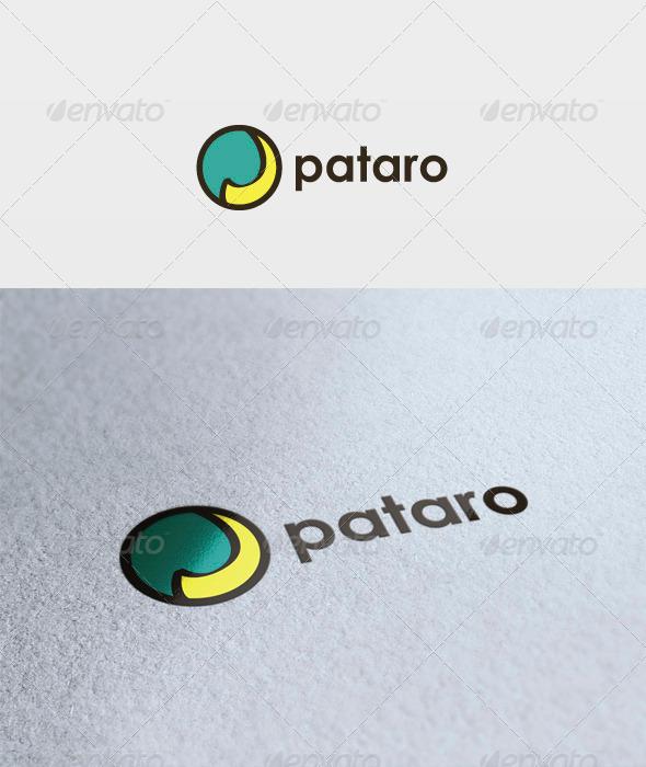 GraphicRiver Pataro Logo 3291478
