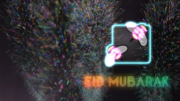 After Effects Project - VideoHive Eid Mubarak 3268280