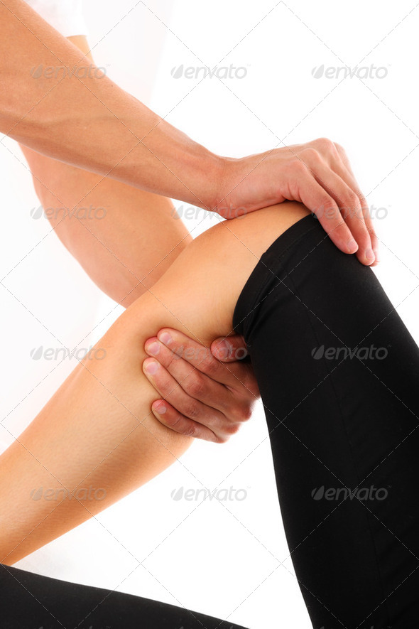 PhotoDune Knee therapy 2144830