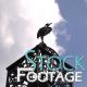 """Village -iron statue"" Stock Footage Full HD H264"