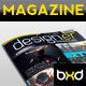 Magazine Template - InDesign 56 Page Layout V3 - GraphicRiver Item for Sale