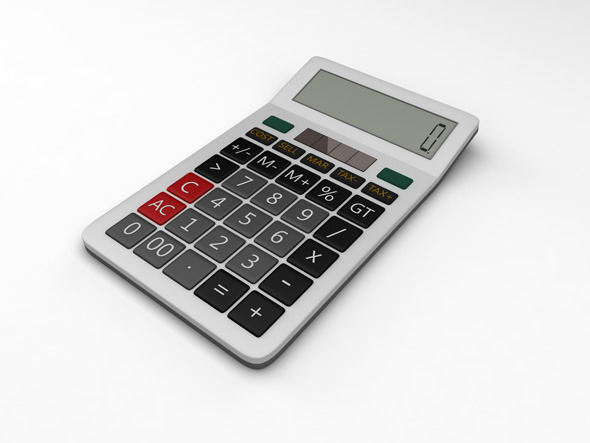 3DOcean Calculator 3296252