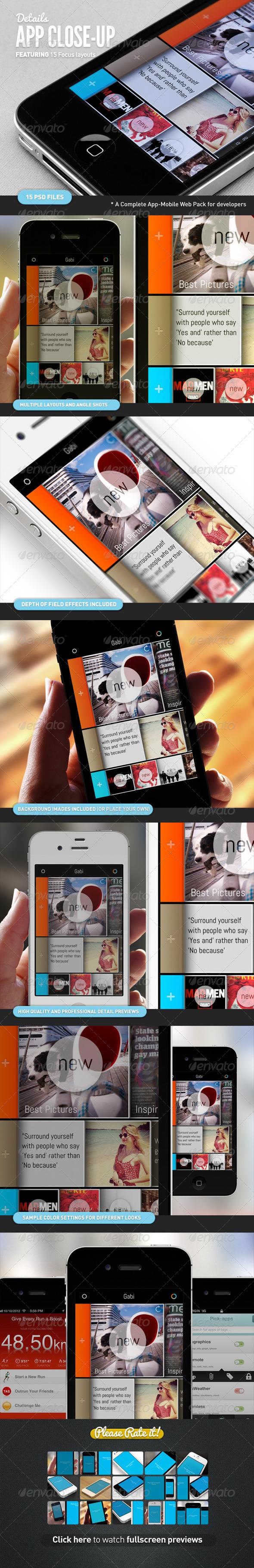 GraphicRiver App UI Close-Up Mock-Up 3296256
