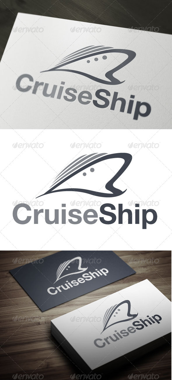GraphicRiver Cruise Ship 3296337