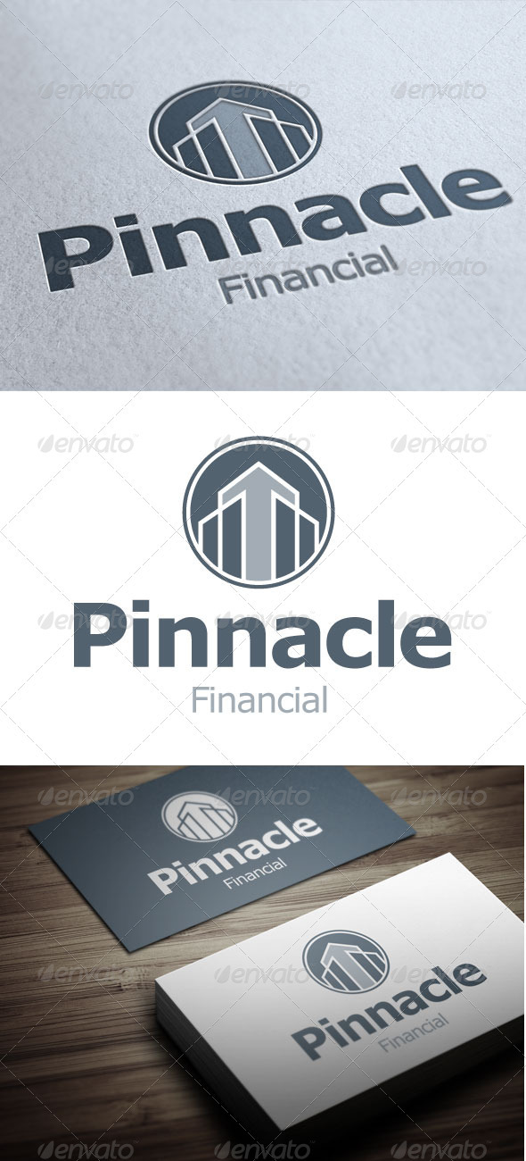 GraphicRiver Pinnacle 3296735