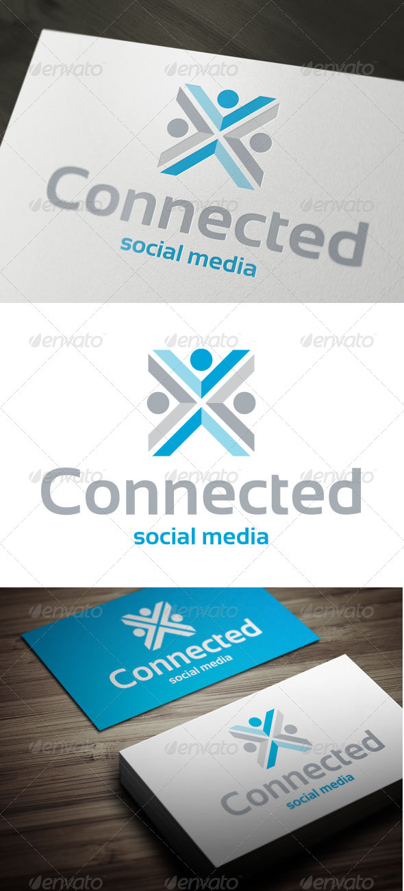GraphicRiver Connected 3296743