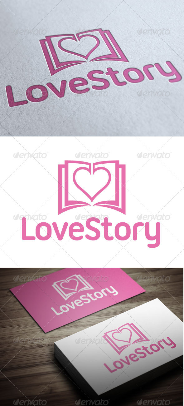 GraphicRiver Love Story 3296764