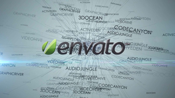VideoHive Multi Video & Multi Text Logo Webs 3296826