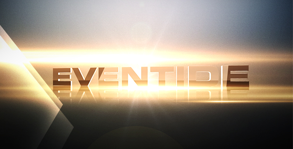After Effects Project - VideoHive Eventide 116384