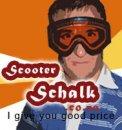 scooterschalk
