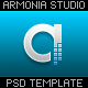 Armonia Studio - ThemeForest Item for Sale