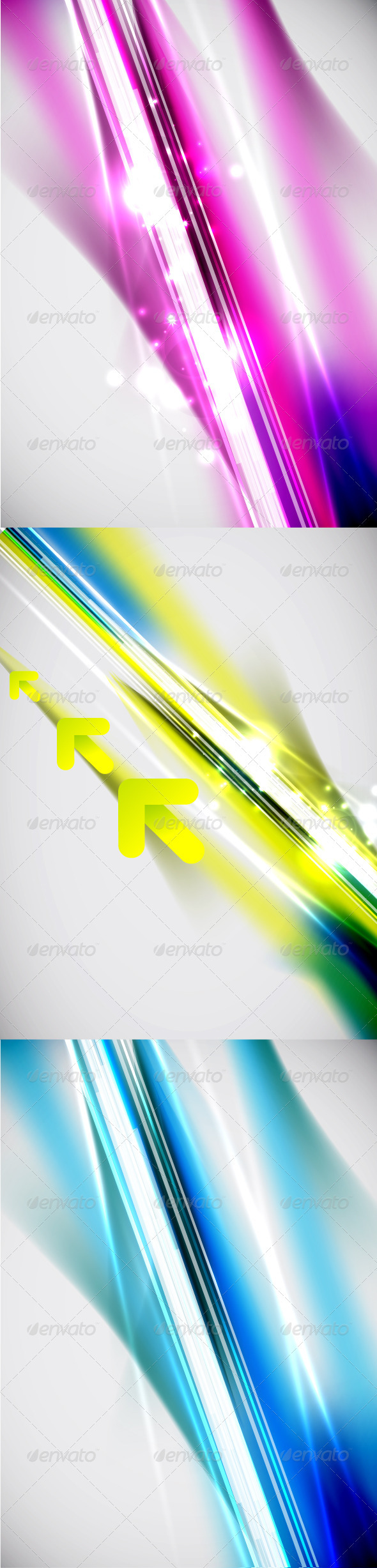 GraphicRiver Shiny Motion Backgrounds 3298566