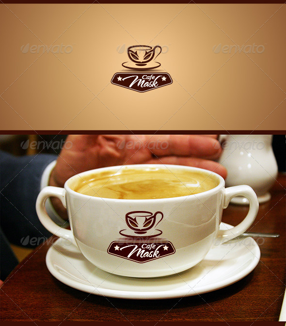 GraphicRiver Mask Cafe 3299532