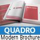 QUADRO — Modern Business Brochure - GraphicRiver Item for Sale