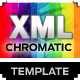 XML CHROMATIC TEMPLATE - FULLSCREEN - ActiveDen Item for Sale