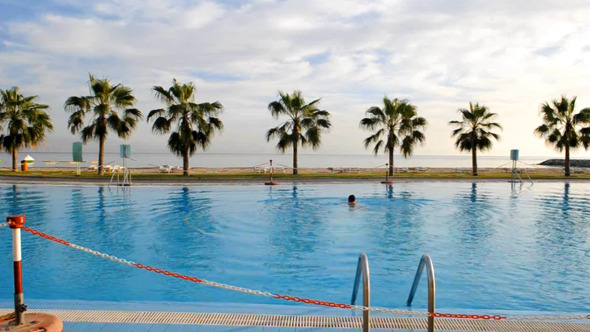 VideoHive Pool in Emirates 3300685