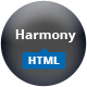 Harmony - Multipurpose Responsive Html5 Template - ThemeForest Item for Sale