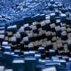 Cubes Ocean Flow Loop 1080p - VideoHive Item for Sale
