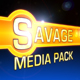 SAVAGE Media Pack 1 - VideoHive Item for Sale