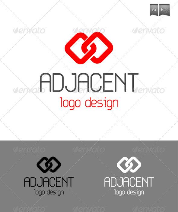 GraphicRiver Adjacent Logo Design 3302928