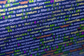 Fading Wall of JavaScript Code (Ruby Blue) - PhotoDune Item for Sale