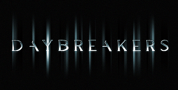 After Effects Project - VideoHive Daybreakers 116655