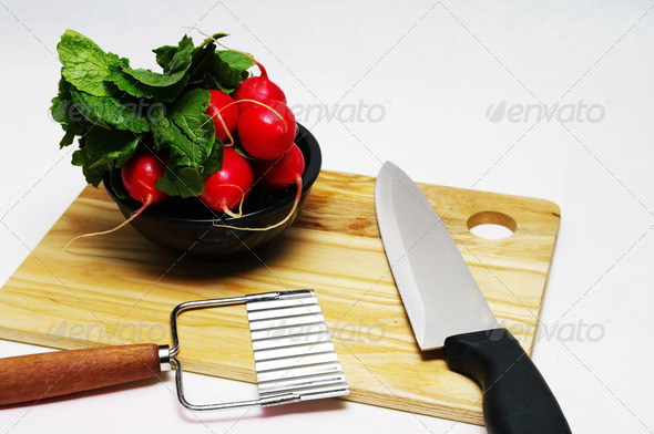 Radish 4827 - Stock Photo - Images
