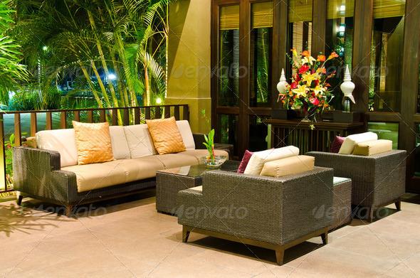 PhotoDune Living room 2165477