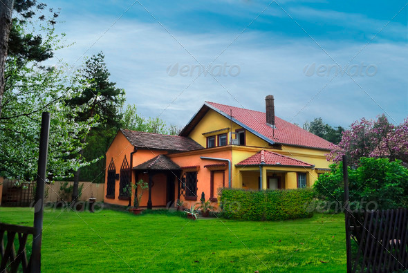 House - Stock Photo - Images