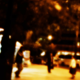 People in the City during Night - VideoHive Item for Sale