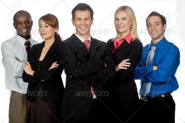 PhotoDune Business Professionals 344933