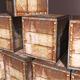 Old Wooden Box Set