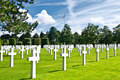 American War Cemetery at Omaha Beach, Normandy (Colleville-sur-M - PhotoDune Item for Sale