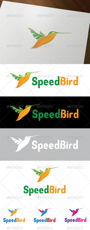 GraphicRiver Speed Bird 3307941