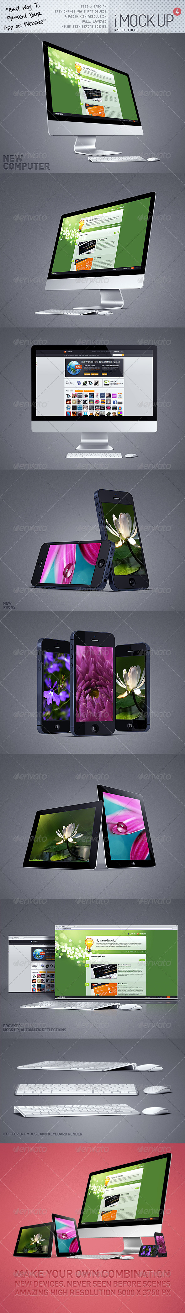 GraphicRiver i Mock Up v4 New Devices 3308064
