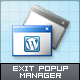 Easy Exit Popup Manager for WordPress