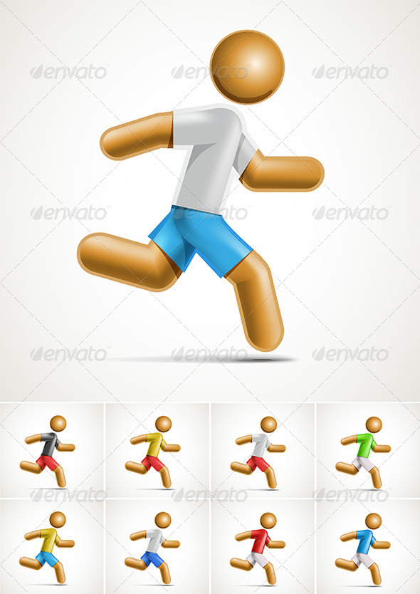 GraphicRiver Running 3309911