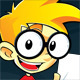 Tony Geek - Character Pack: Lets Write! - GraphicRiver Item for Sale