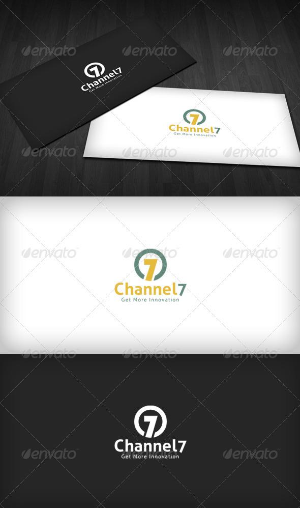 GraphicRiver Channel 7 Logo 3310310