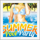 Summer Party Flyers - GraphicRiver Item for Sale