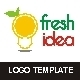 Fresh Idea Logo Templates - GraphicRiver Item for Sale