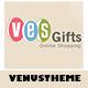 Ves تحفہ - قبول Magento تھیم - خریداری Magento
