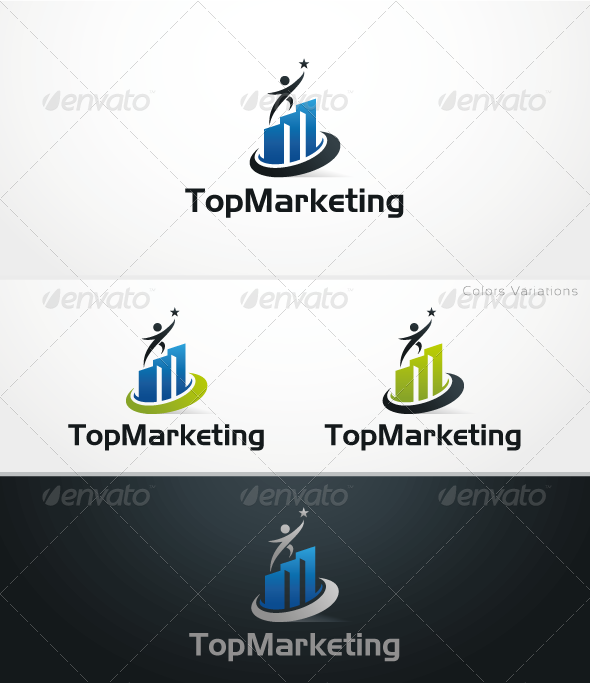 GraphicRiver Top Marketing 3312734