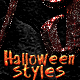 Halloween Styles - GraphicRiver Item for Sale