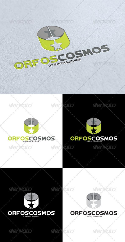 GraphicRiver Orfos Cosmos O Letter Logo 3313716