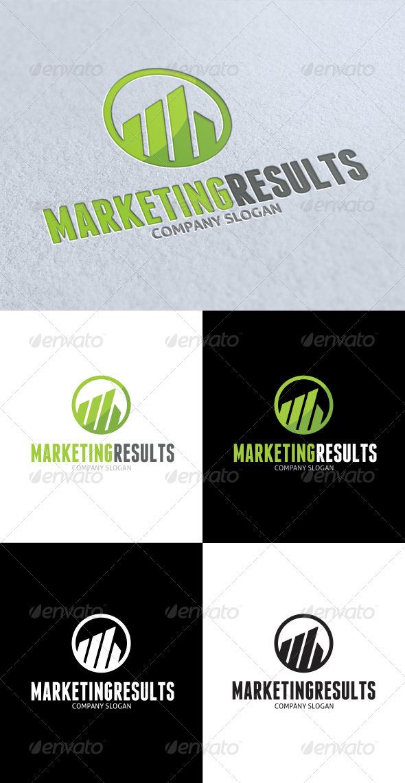 GraphicRiver Marketing Results Logo 3314660