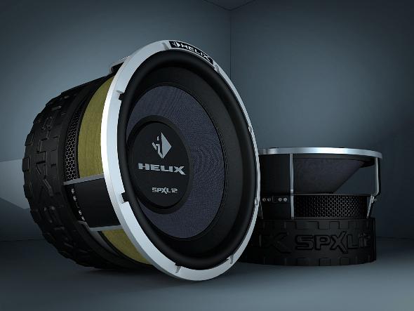 Helix SPXL12 - 3DOcean Item for Sale
