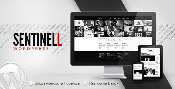 Sentinell - Responsive WordPress Theme