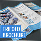 Business Trifold Brochure - v4 - GraphicRiver Item for Sale