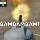 Realistic 30mm Cannon Fire Loop